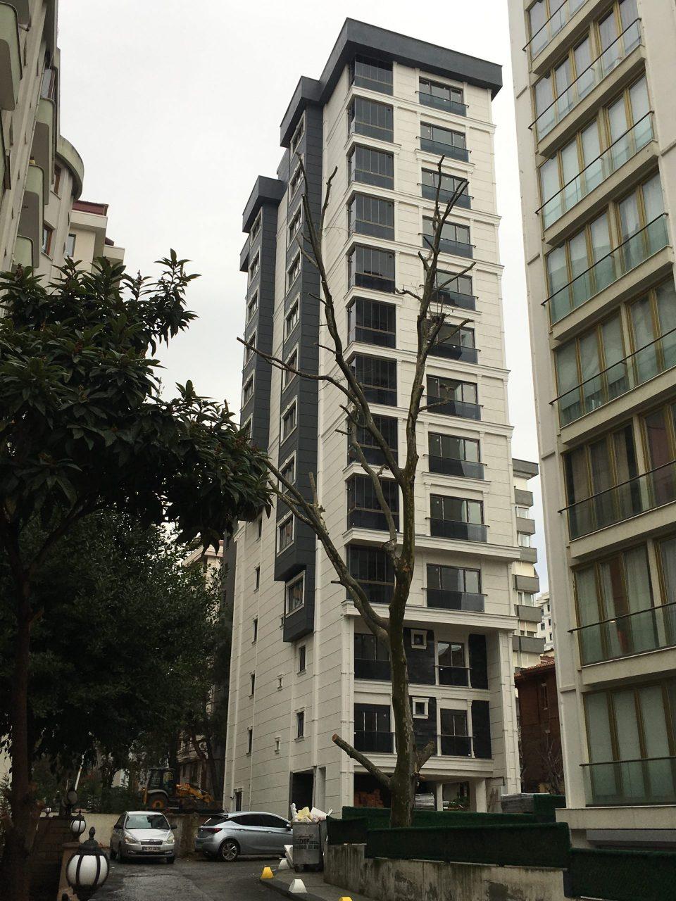 Yurttaş İnşaat - Huzur Apartmanı - Feneryolu - Fotoğraf 1