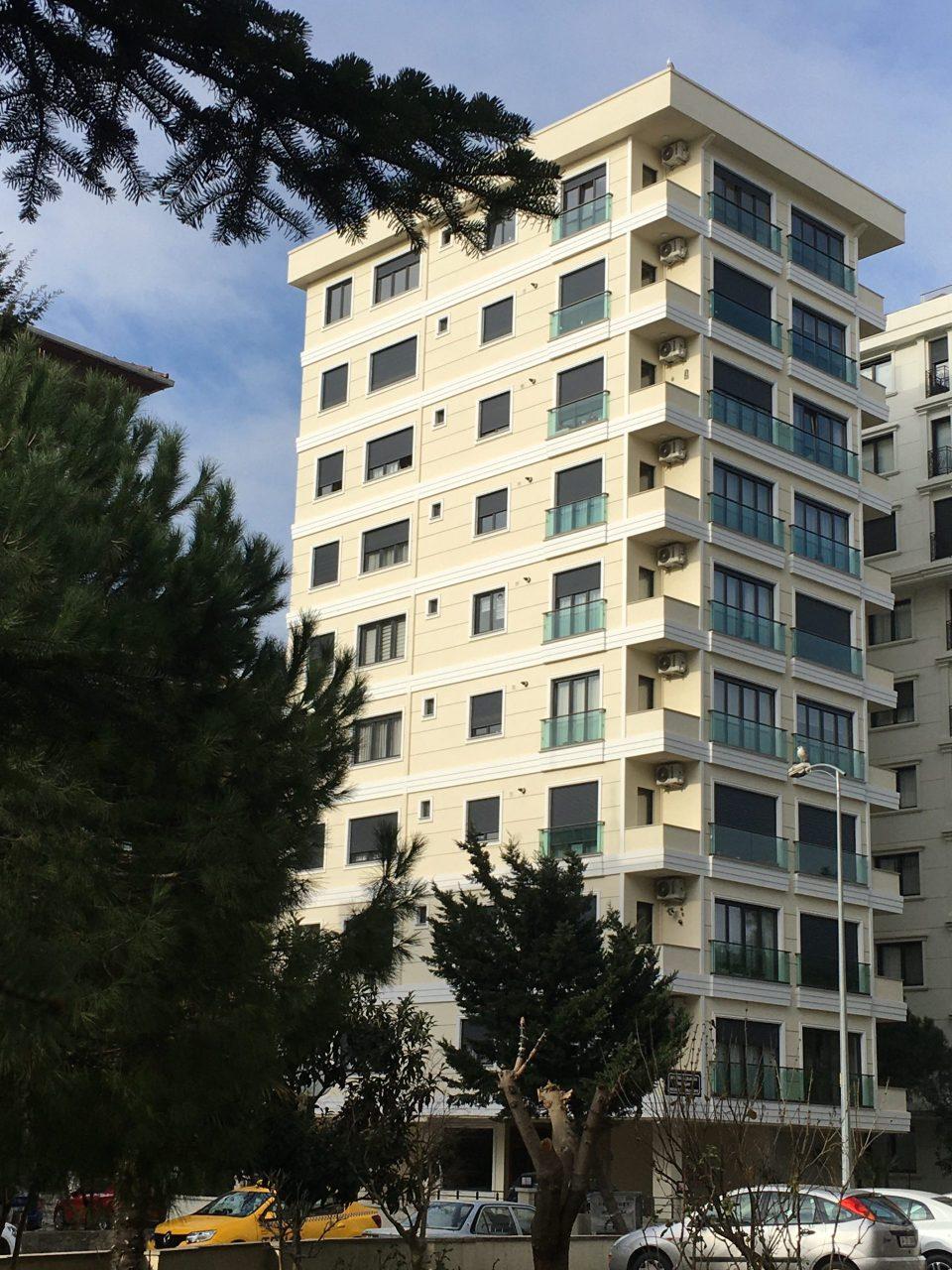 Yurttaş İnşaat - Osman Bey Apartmanı - Feneryolu - Fotoğraf 1