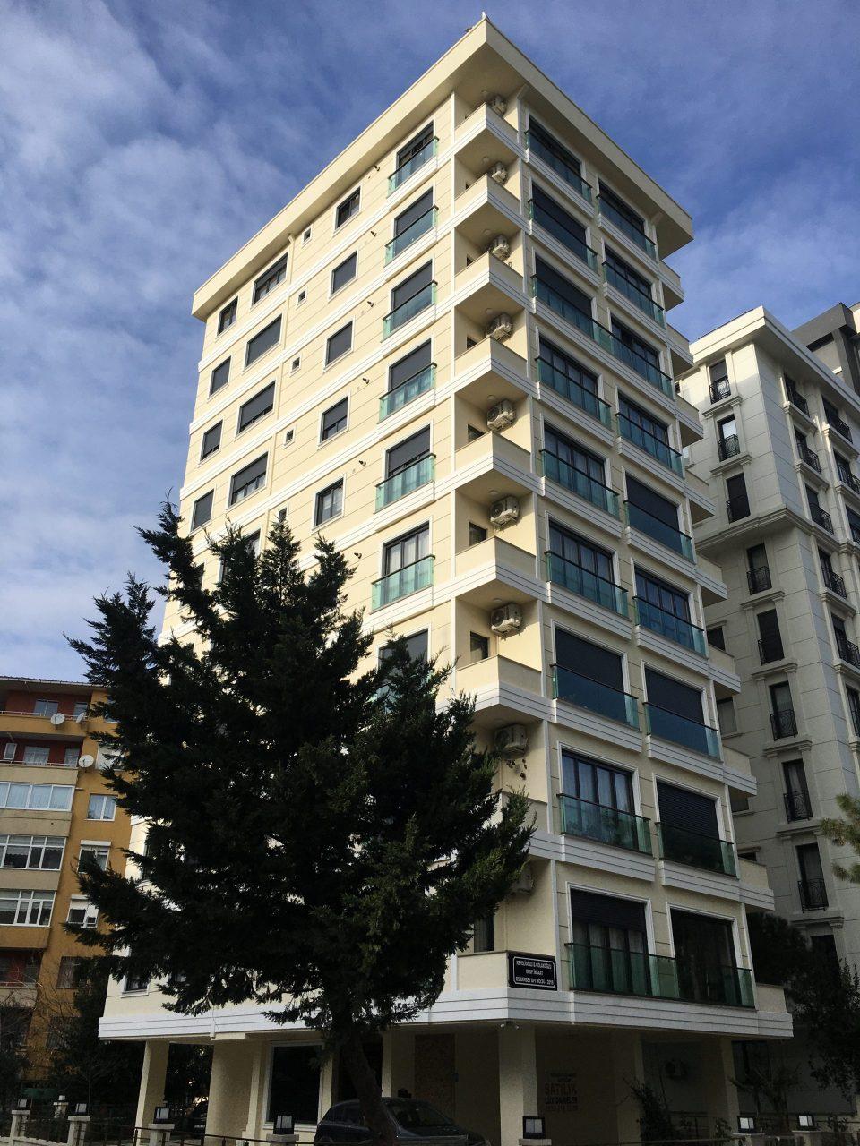 Yurttaş İnşaat - Osman Bey Apartmanı - Feneryolu - Fotoğraf 2