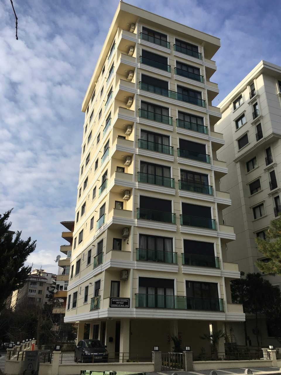 Yurttaş İnşaat - Osman Bey Apartmanı - Feneryolu - Fotoğraf 3