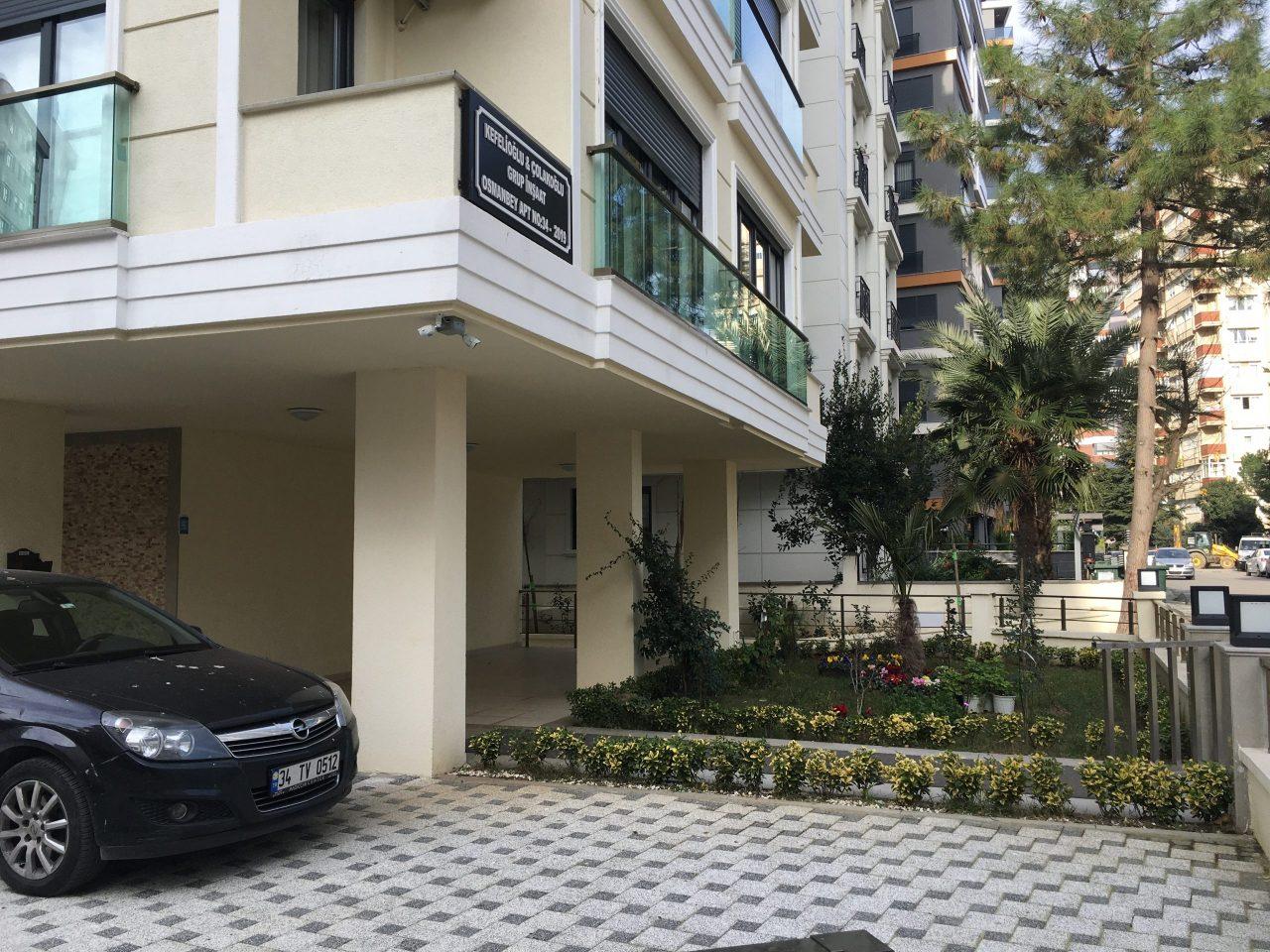 Yurttaş İnşaat - Osman Bey Apartmanı - Feneryolu - Fotoğraf 4